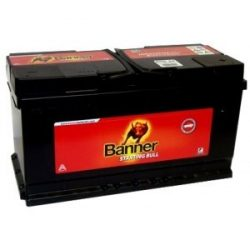 BANNER Starting Bull autó akkumulátor 12V 72Ah 640A, J+