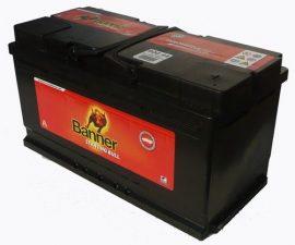 BANNER Starting Bull autó akkumulátor 12V 95Ah 740A, J+