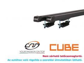 CAM Totus SW Primo csomagtartó tetőkorlátra, acél rúd, 2155+2850