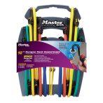 Master Lock rakományrögzítő, gumipók készlet, 10db, max.54kg