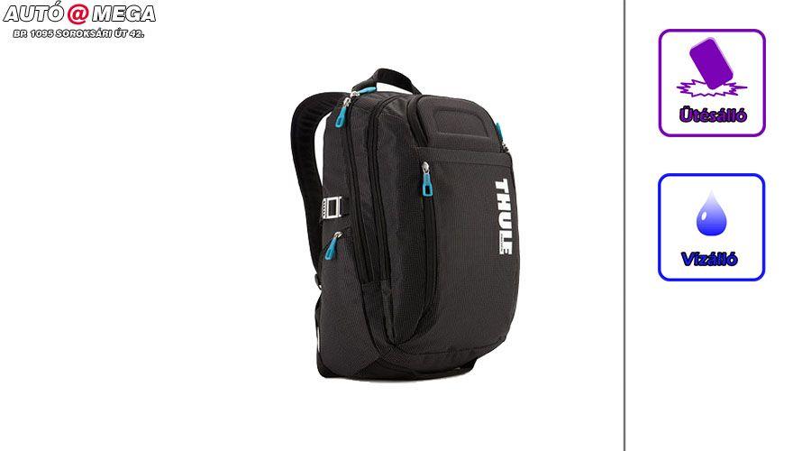 Thule Crossover 21L hátizsák - fekete - Autótartozékok ... 05f7f0b118