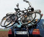 Kerékpártartó hátsó ajtóra