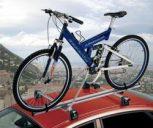 Kerékpártartó autó tetőre
