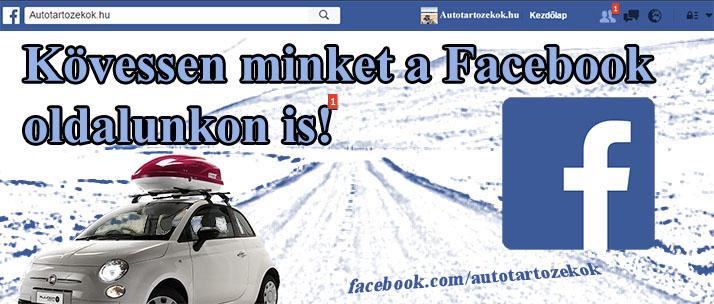 Facebook autótartozékok oldal